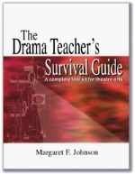 Cover for The Drama Teacher's Survival Guide