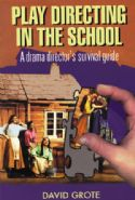 Cover for Play Directing in the School