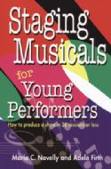 Cover for Staging Musicals for Young Performers