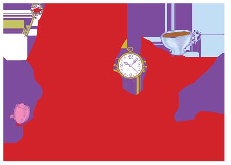 """Follow That Rabbit - The Wonderland Story"""
