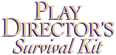Play Director�s Survival Kit