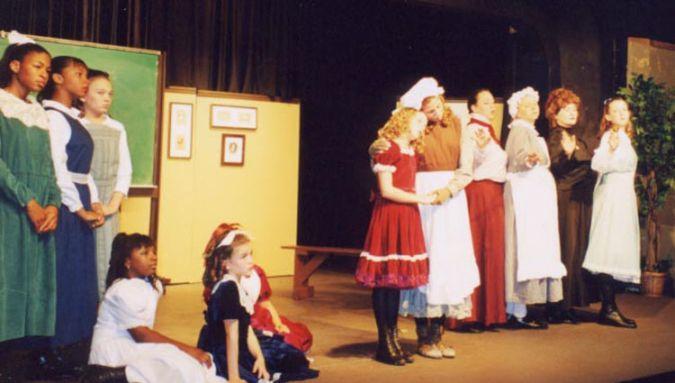 A Little Princess The Musical