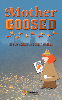Cover for Mother Goosed