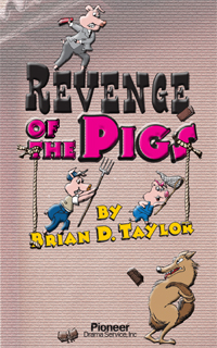 Cover for Revenge of the Pigs
