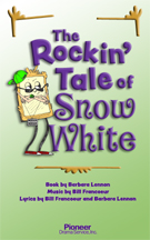 Cover for The Rockin' Tale of Snow White