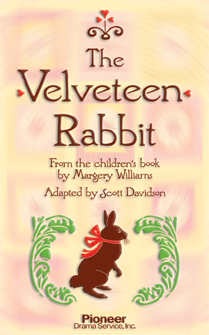 Cover for The Velveteen Rabbit