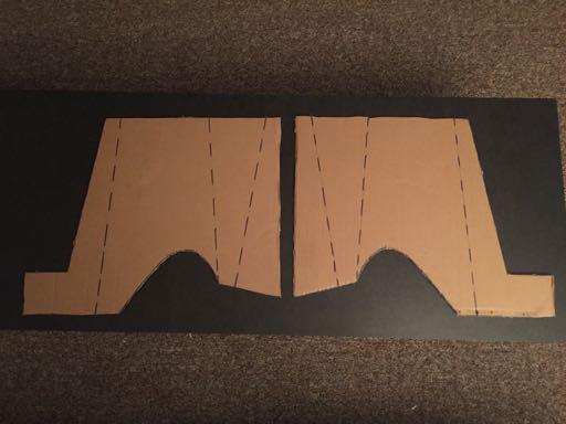 Mask step 2