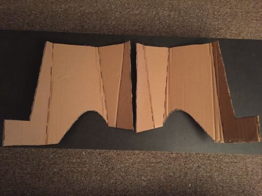 Mask step 3