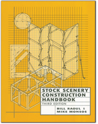 Cover for Stock Scenery Construction Handbook