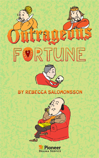 Cover for Outrageous Fortune