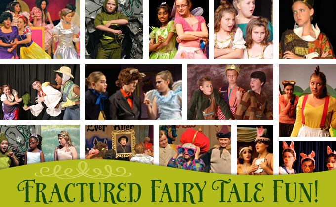 Fractured fairy tale fun