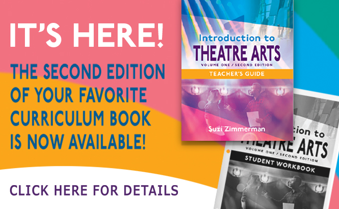 Introduction to Theatre Arts second edition