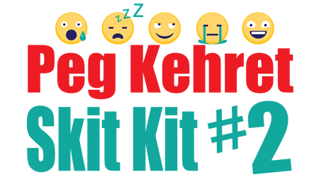Peg Kehret Skit Kit #2