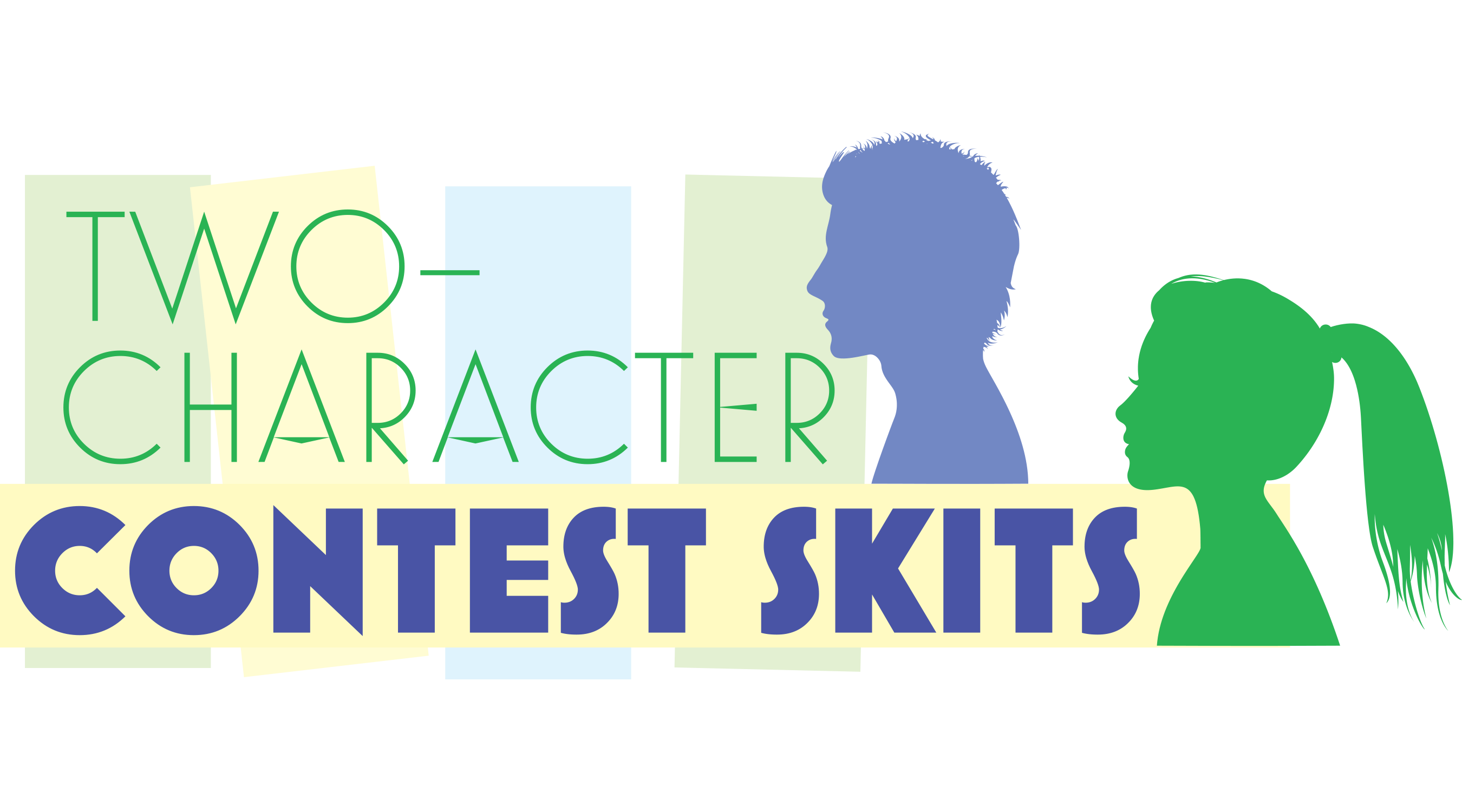 Two-Character Contest Skits