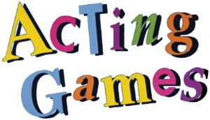 Acting Games and Acting Exercises For School Actors
