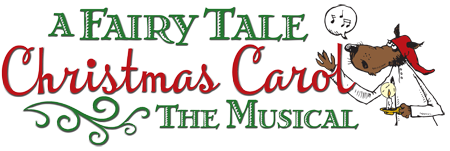 Image result for a fairytale christmas carol the musical