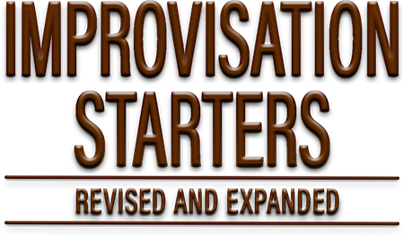 Improvisation Starters � 2nd edition
