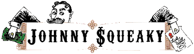 Johnny Squeaky