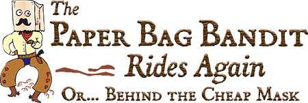 Image result for the paper bag bandit rides again