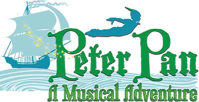 Image result for peter pan a musical adventure