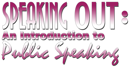 Speaking Out: An Introduction to Public Speaking