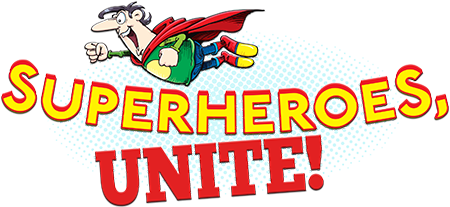 Image result for superheroes unite