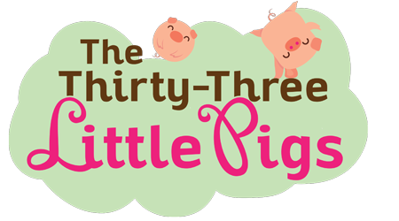 The Thirty-Three Little Pigs
