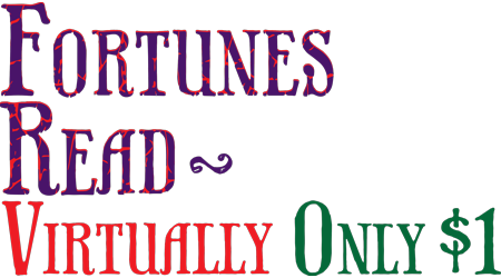 Fortunes Read-Virtually Only $1