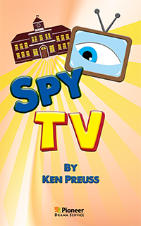Cover for Spy TV