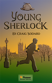 Cover for Young Sherlock