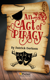 Cover for An Act of Piracy