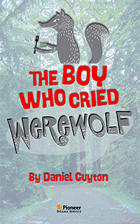 Cover for The Boy Who Cried Werewolf
