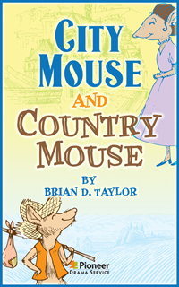 Cover for City Mouse and Country Mouse