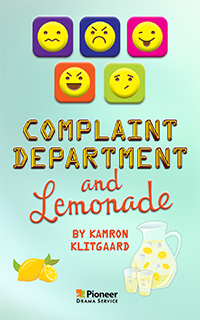 Cover for Complaint Department and Lemonade