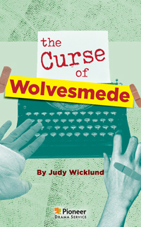 Cover for The Curse of Wolvesmede