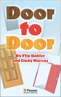 Cover for Door to Door