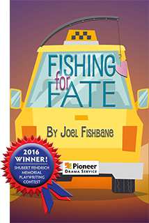 Cover for Fishing for Fate