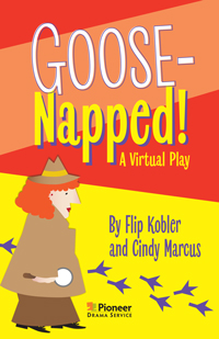 Cover for Goose-Napped!