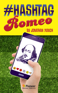Cover for Hashtag Romeo