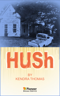 Cover for Hush