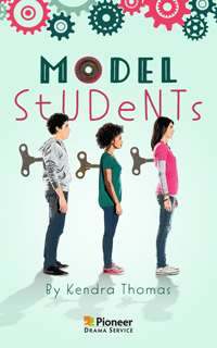 Cover for Model Students