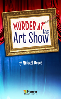 Cover for Murder at the Art Show