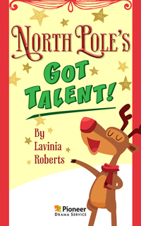 Cover for North Pole's Got Talent