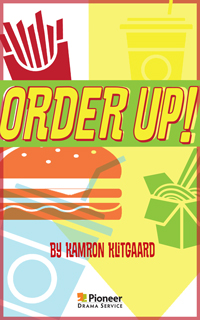 Cover for Order Up!