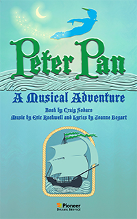 Cover for Peter Pan-A Musical Adventure
