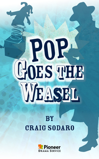 Cover for Pop Goes the Weasel