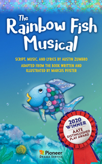 Cover for The Rainbow Fish Musical (Large Cast)