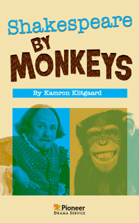 Cover for Shakespeare by Monkeys