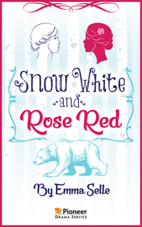 Cover for Snow White and Rose Red