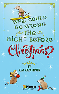 Cover for What Could Go Wrong the Night Before Christmas?